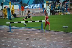 Universiade Steeple-Finale