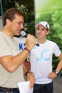 beim Interview mit Martin Patak III