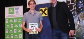 mit Carsten Eich bei der Athletenvorstellung