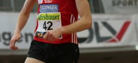 1500m - am Weg zu Silber im Vorjahr (@ Angerer)