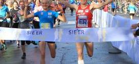 Sie-und-Er Zieleinlauf (© Diener, Österreichischer Frauenlauf®)